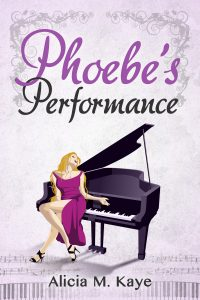Phoebe's Performance Cover 1